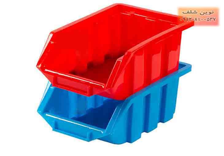 پالت یا جای ابزار پلاستیکی کشویی