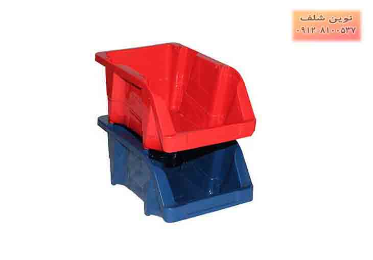 پالت یا جای ابزار پلاستیکی پایه دار